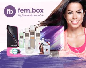 Fernanda Brandao: Die prominente Botschafterin der fem.box