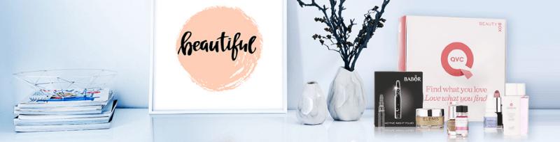Jeden Monat neu: Die QVC Beauty Box für Beauty-Liebhaber