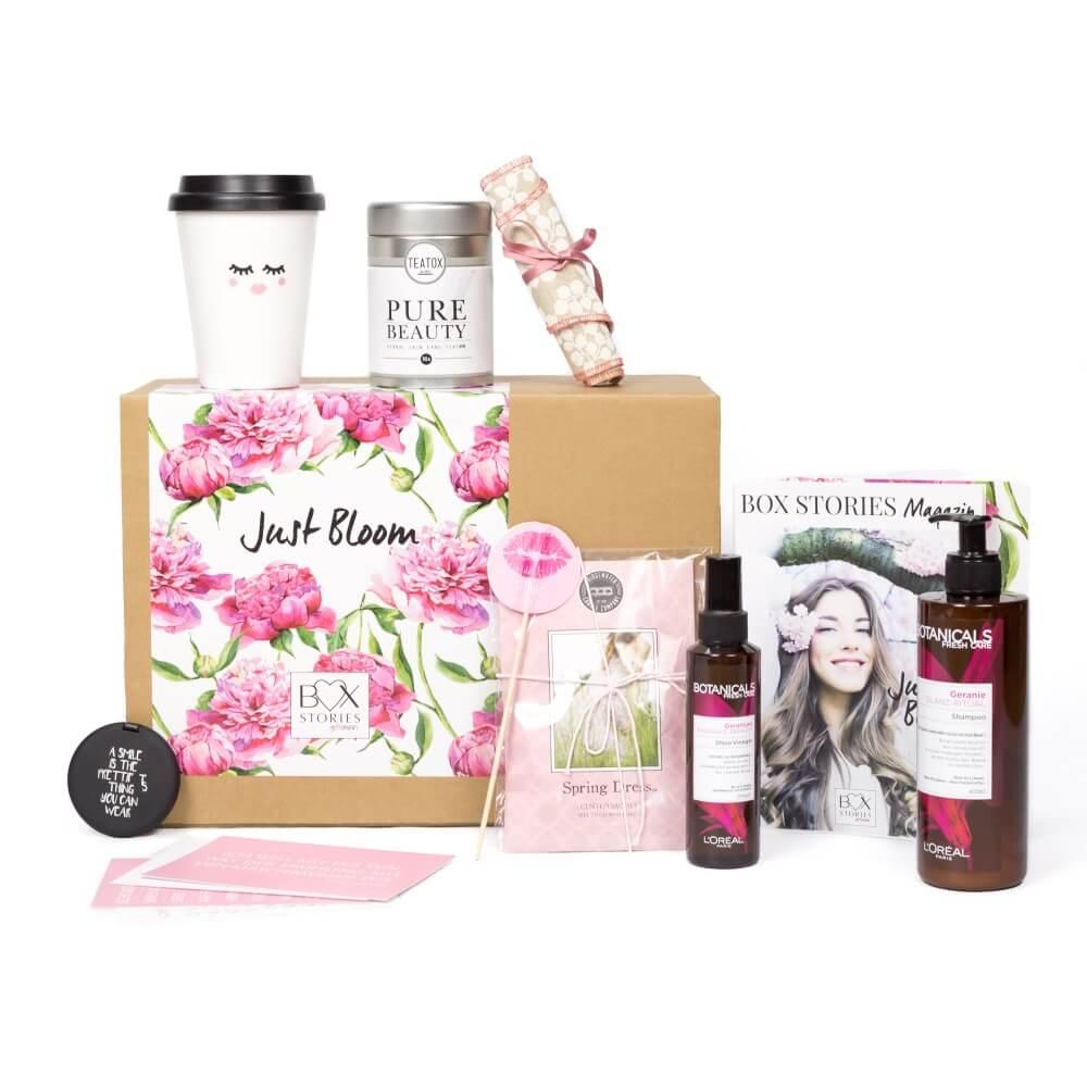 BOX STORIES by Gofeminin